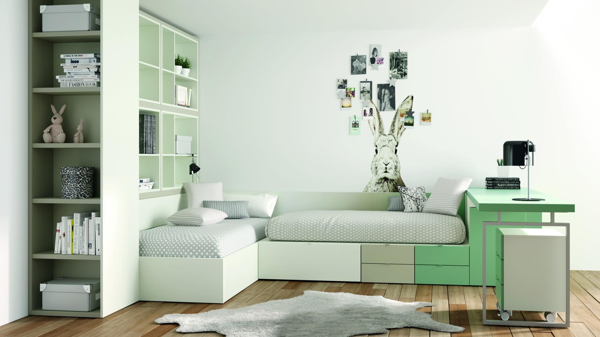 La tienda de muebles mart n - Muebles dormitorios juveniles modernos ...